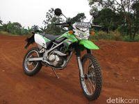 Kawasaki KLX.