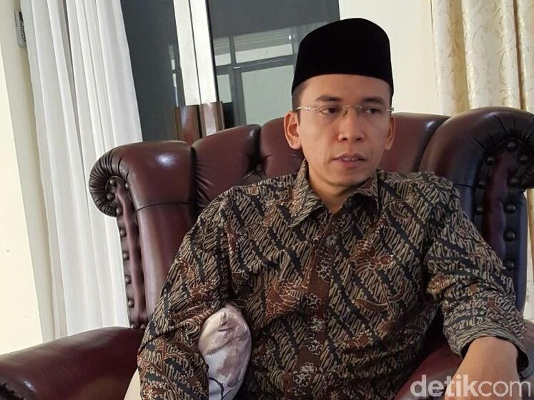Di Depan Jokowi, Gubernur NTB Curhat Harga Bawang-Cabai ...