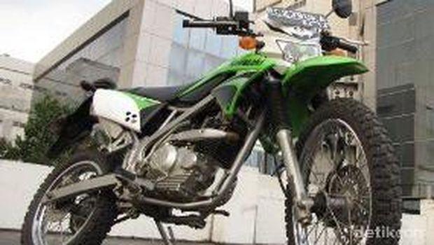 Honda CRF Goyang Kawasaki KLX?