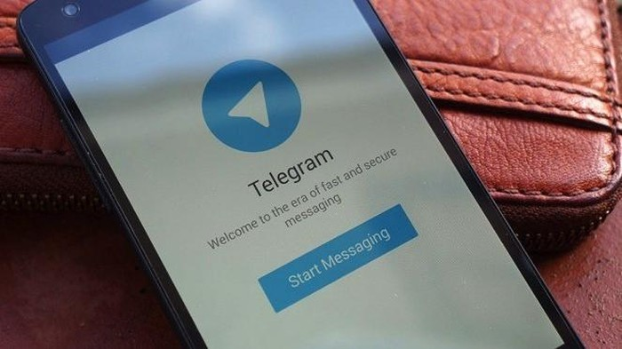 Telegram. Foto: Internet