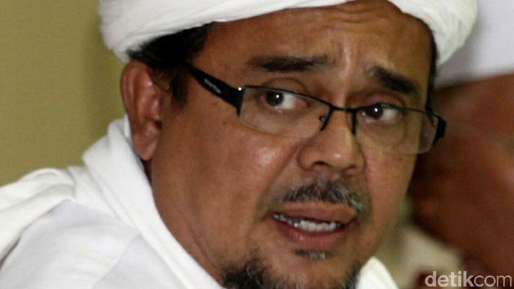 HRS Diminta Urus Cekal ke Saudi, Pengacara: Kok Logikanya Dibalik?