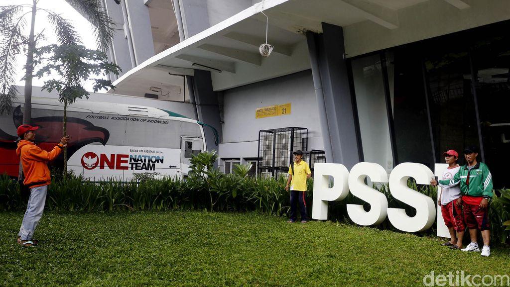 Terima Surat Permohonan Dialog Kemenpora, PSSI Akan Bahas dengan Pengurus