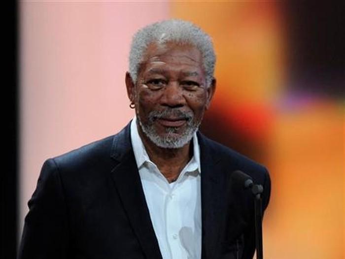 Peraih Oscar, Morgan Freeman pernah didiagnosis fibromyalgia. Foto: Reuters