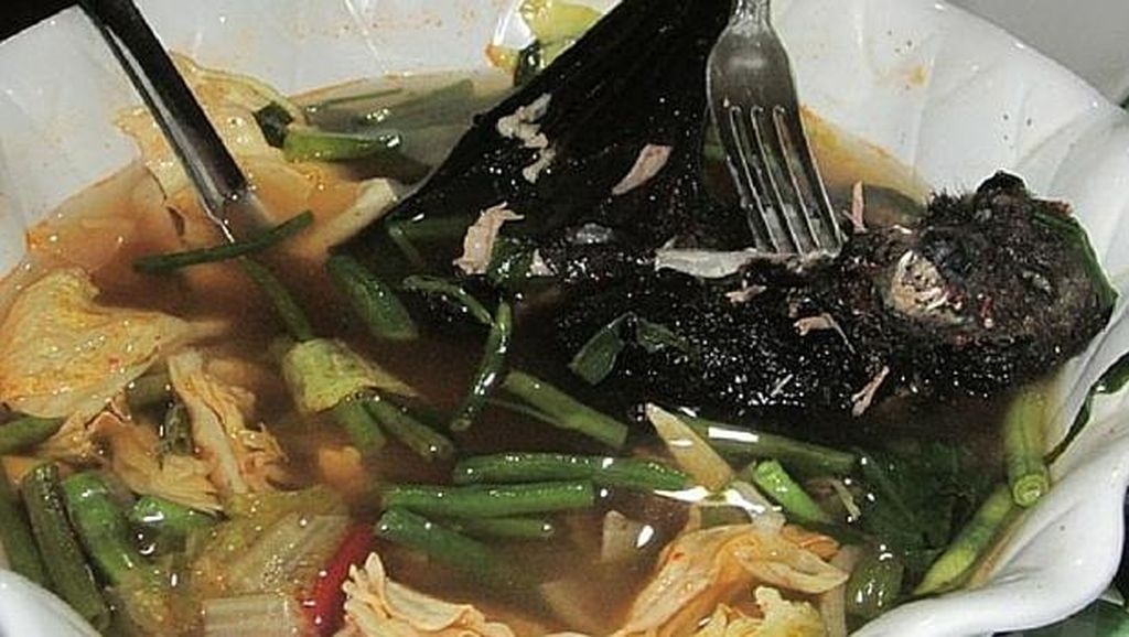 Surat Al Maidah Ayat 3 Atur Makanan Halal dan Haram, Sup Kelelawar Masuk yang Mana?