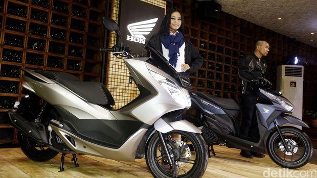 Warna Baru Honda PCX dan Vario model 2016