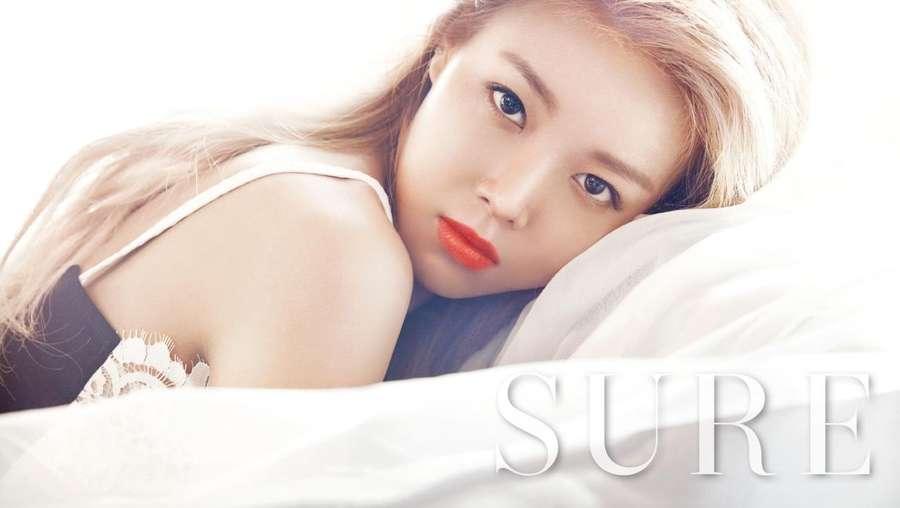 Pesona Yubin Wonder Girls Jelang Musim Semi