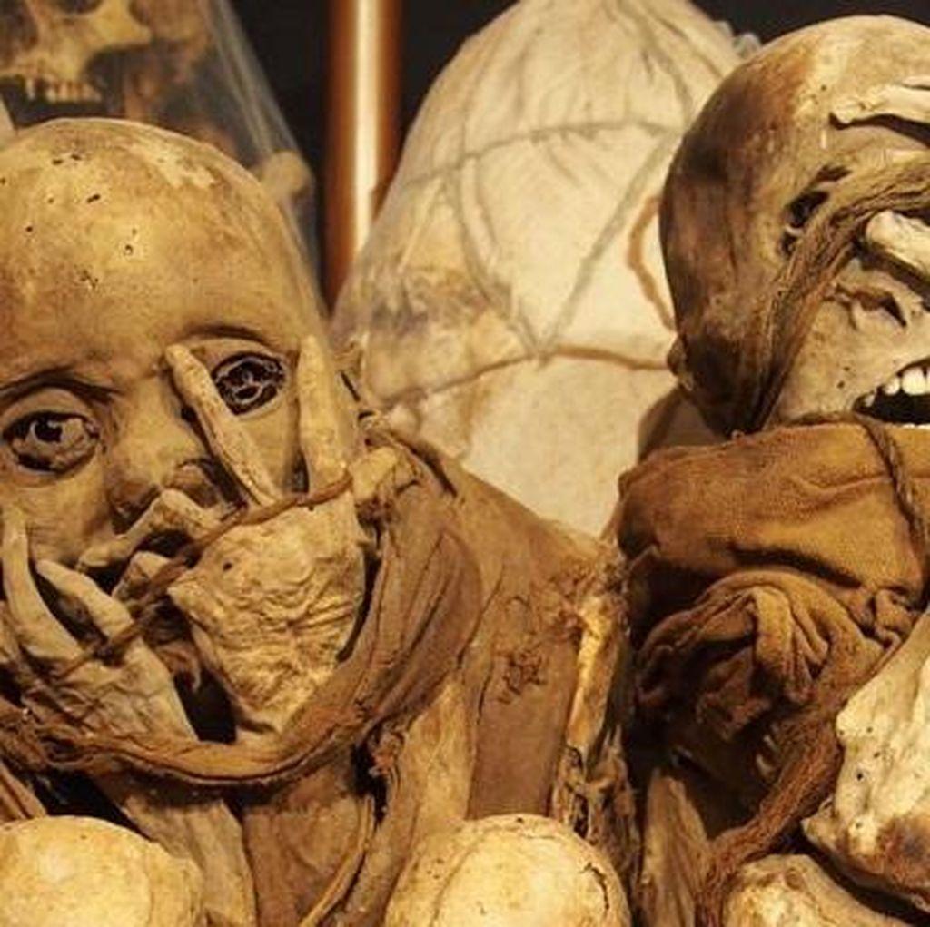 Arkeolog Temukan Peradaban Sebelum Bangsa Inca
