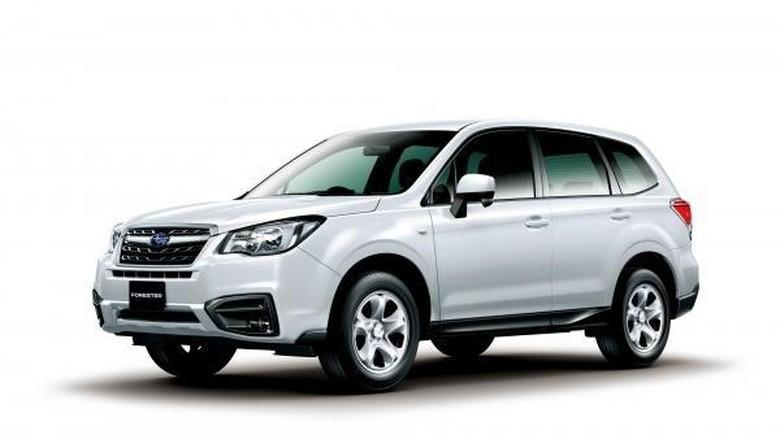 Subaru Forester Foto: Subaru