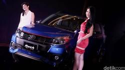 Toyota Luncurkan Rush TRD Sportivo Ultimo