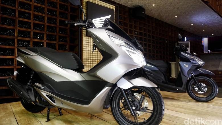 Honda PCX (Foto: Rengga Sancaya)