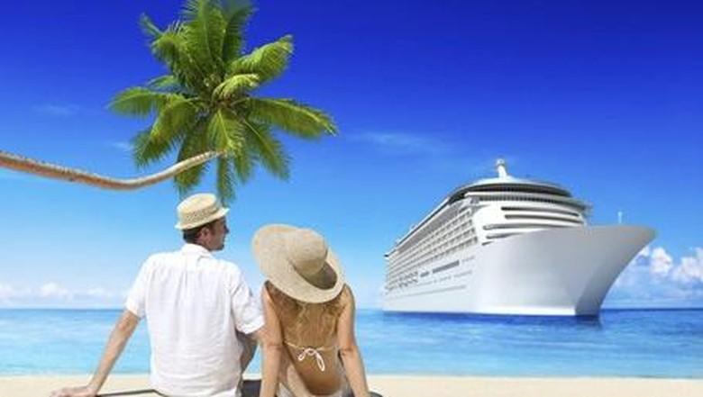 Foto: Ilustrasi kapal pesiar (Thinkstock)