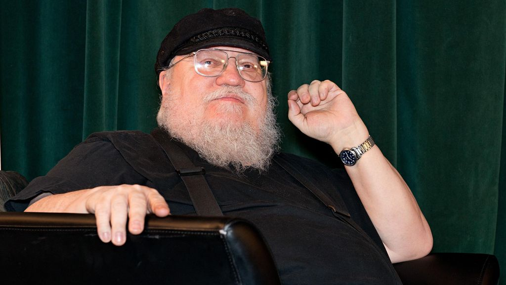 George RR Martin Janji Segera Selesaikan Novel Seri Game of Thrones