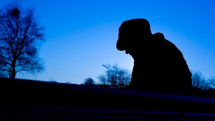 Pelaku penyerangan Polsek Penjaringan disebut-sebut mengalami depresi (Ilustrasi: thinkstock)