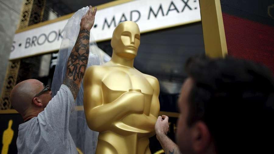 Euforia Ajang Penghargaan Oscar 2016