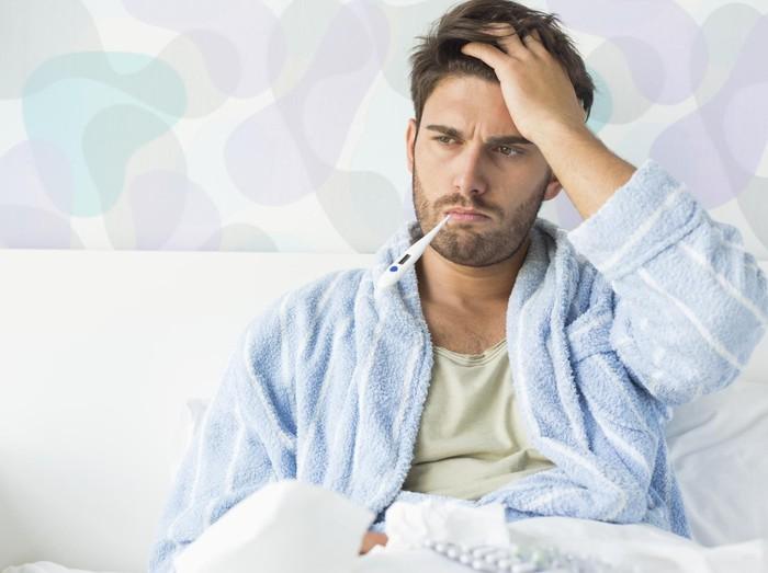 Ada beberapa ciri yang menunjukkan seseorang yang Malingering, yaitu orang yang suka berpura-pura sakit. Foto: thinkstock