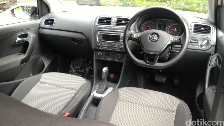 Ilustrasi interior mobil Foto: M Luthfi Andika