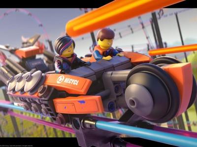Asyik, Legoland New York Akan Buka Juli Mendatang