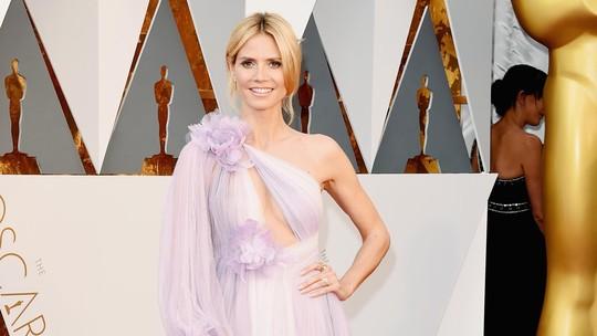 Heidi Klum Tampil Bak Princess di Oscar 2016, Love It or Leave It?
