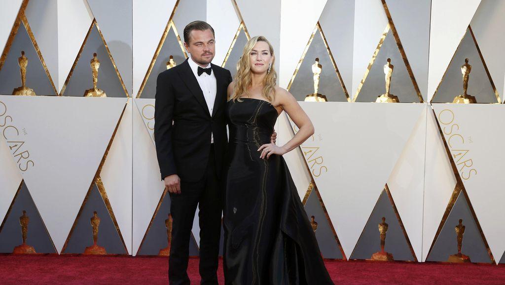 Makan Bareng Leonardo DiCaprio dan Kate Winslet Dilelang, Siapa Berminat?