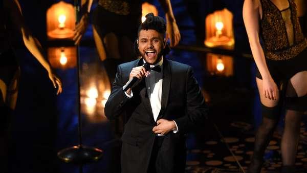 Rope Dance Iringi The Weeknd di Panggung Oscar 2016