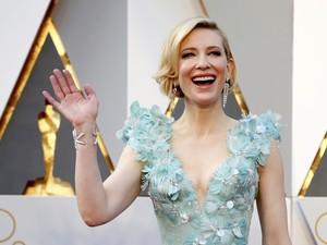 Melirik Tren Makeup dan Gaya Rambut dari Karpet Merah Oscar 2016