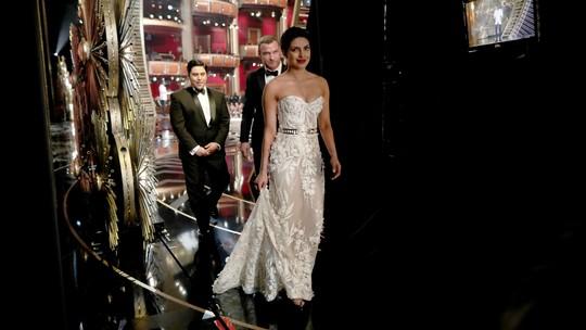 Mengintip Suasana Belakang Panggung Oscar 2016