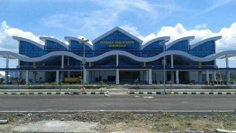 Evakuasi Lion Air Selesai, Bandara Gorontalo Kembali Dibuka