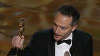 Emmanuel Lubezki, Pencipta Visual Cantik Hattrick di Oscar