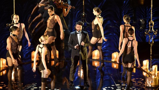 Rope Dance Iringi The Weeknd di Panggung Oscar 2016