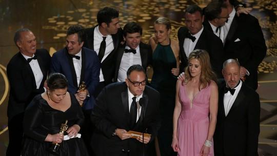 Ini Deretan Pemenang Oscar 2016