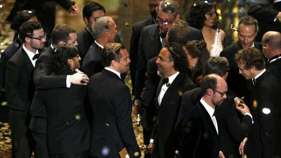 Momen-momen Menarik di Oscar 2016
