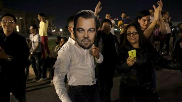 Euforia Fans Leonardo DiCaprio Usai Oscar 2016