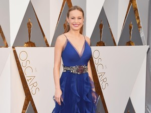 Sejumput Kisah Menarik di Balik Gaun Oscar Brie Larson