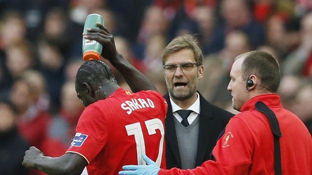 Juergen Klopp gagal membawa Liverpool juara Piala Liga Inggris 2015/2016.