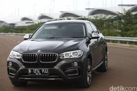 BMW X6 salah satu koleksi Hazard