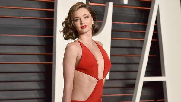 10 Seleb Ini Adu Keseksian di Pesta Oscar Vanity Fair 2016