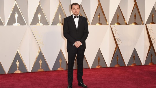 Gagahnya Para Nominator Best Actor di Red Carpet Oscar 2016