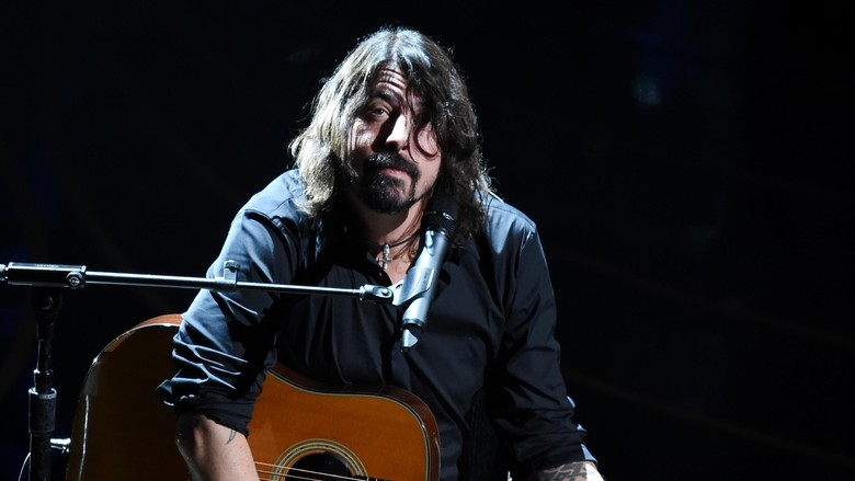 Foo Fighters. Foto: Kevin Winter/Getty Images