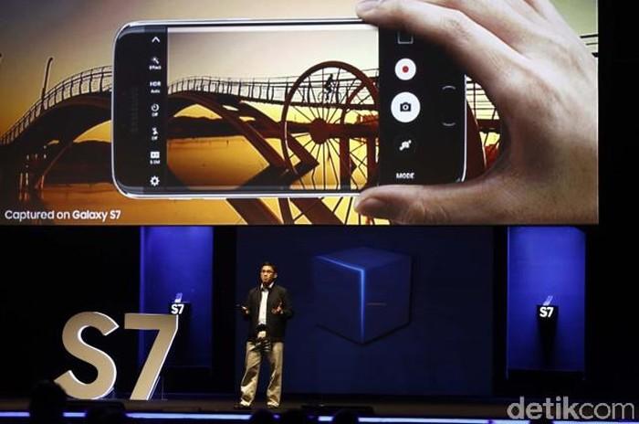 Menyoal 'Otak' Galaxy S7: Beda Negara, Beda Varian