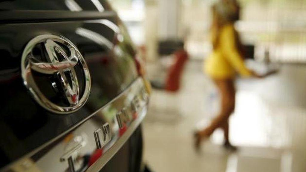 Toyota Recall Mobil Mewahnya di Indonesia