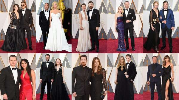 Hot Photo Highlight: Red Carpet hingga After Party Oscar 2016