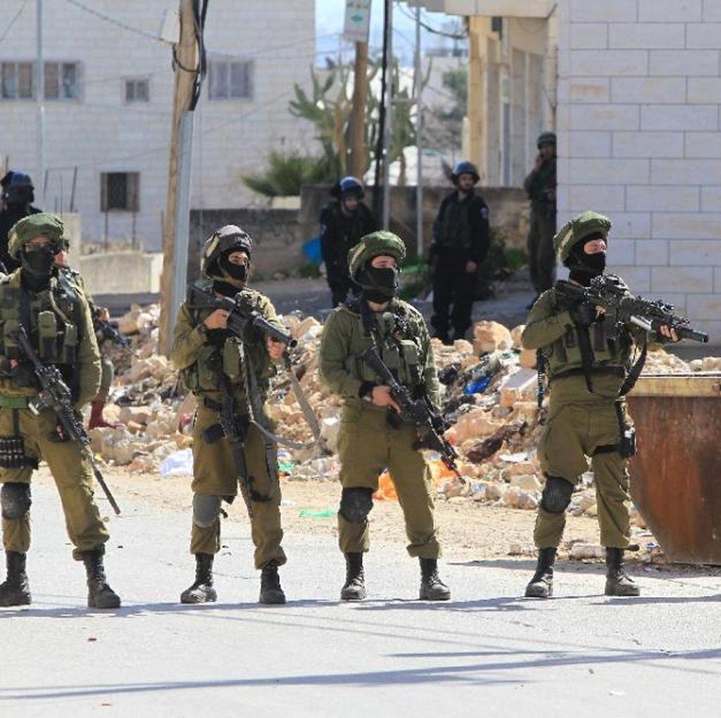 2 Tentaranya Tewas Ditembak, Militer Israel Serbu Ramallah