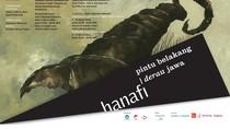 Pameran Tunggal Hanafi di Galeri Nasional Indonesia Dibuka Malam Ini