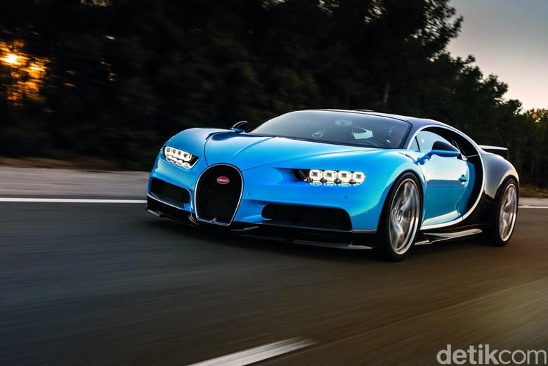 Bugatti Chiron. Foto: Bugatti