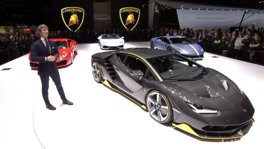 Lamborghini Umumkan Recall Centenario