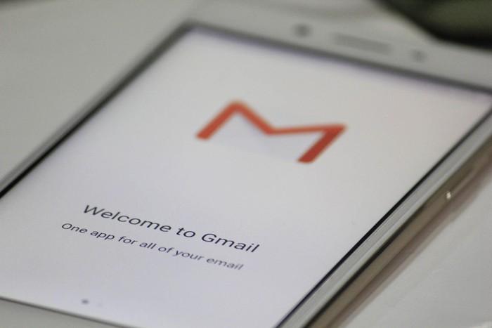 Aplikasi Gmail. Foto: detikINET - Irna Prihandini