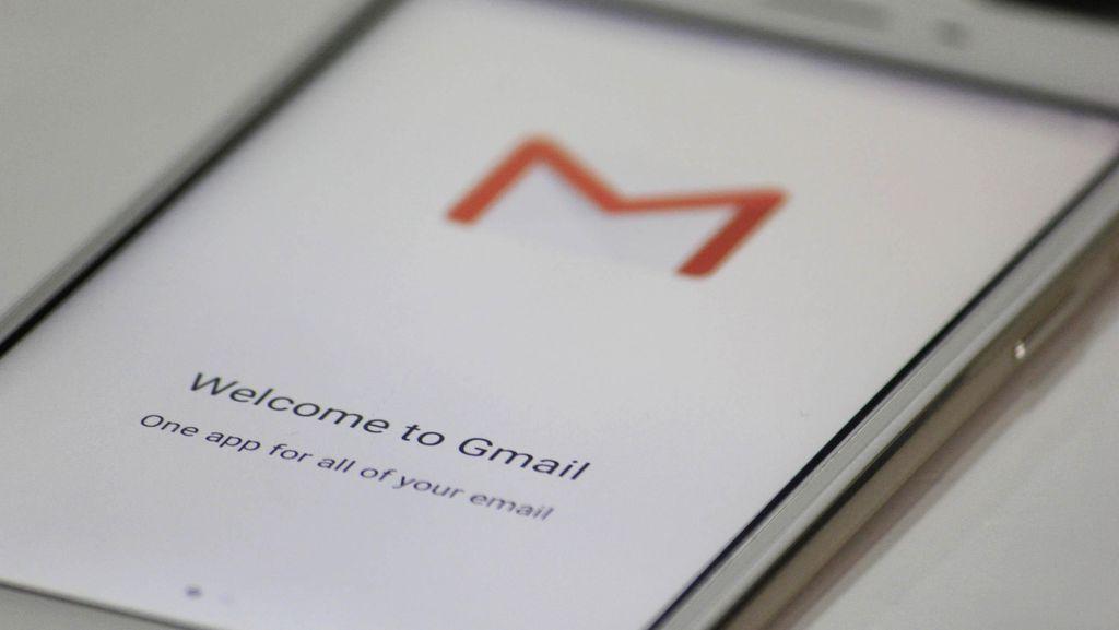 Pengguna Gmail Keluhkan Dibanjiri Pesan Spam