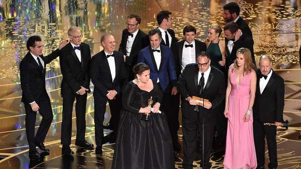 Hot Photo Highlight: Red Carpet hingga After Party Oscar 2016