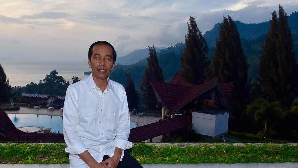 Jokowi dan Pariwisata Indonesia di 2017