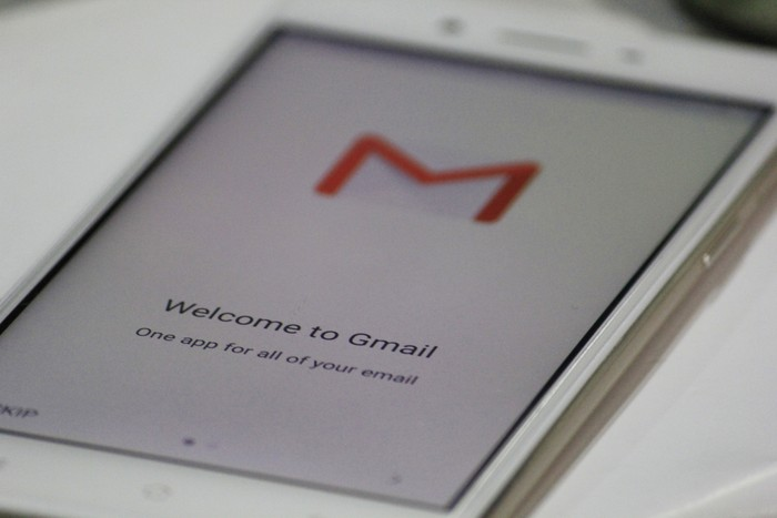Gmail mulai pulih. Foto: Irna Prihandini/detikINET